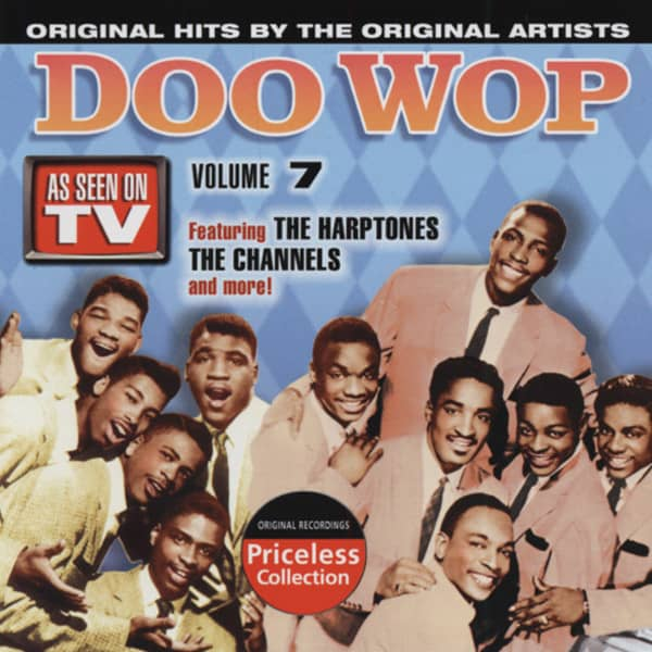 Vol.7, Doo Wop As Seen On Tv