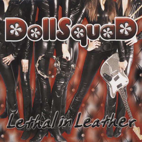 Lethal In Leather - Gatefold - Klappcover