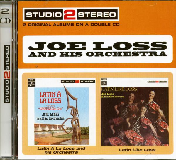 Latin A La Loss & Latin Like Loss (2-CD)