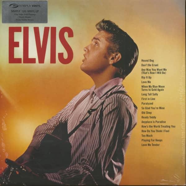 Elvis (LP, 125g Vinyl)