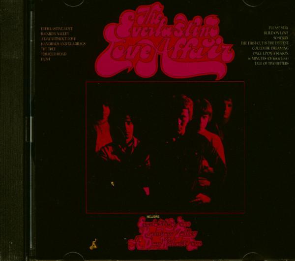 The Everlasting Love Affair (CD)