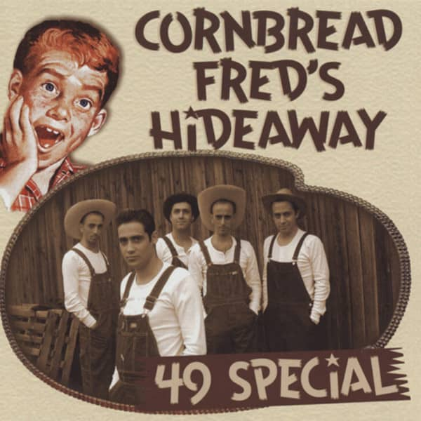 Cornbread Fred's Hideway