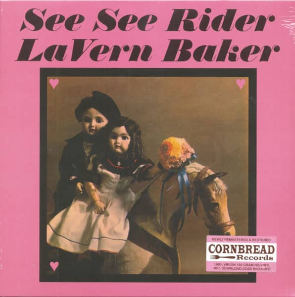 See See Rider (LP, 180g Vinyl)