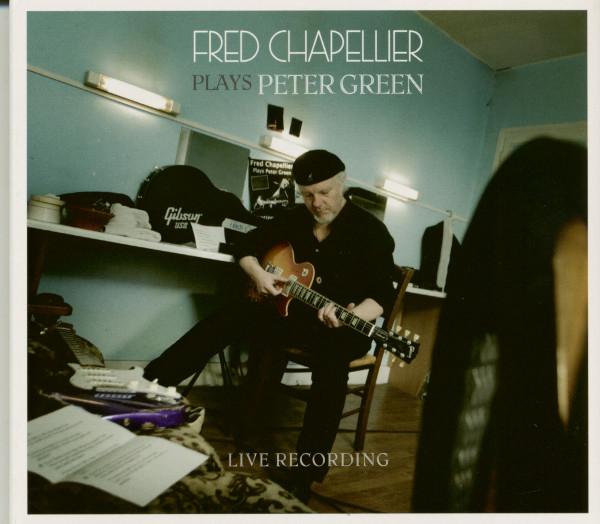 Plays Peter Green (CD)