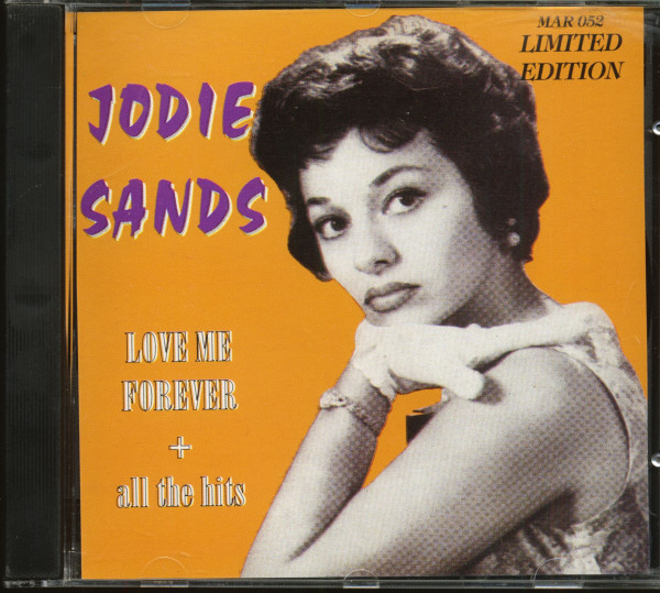 The Very Best Of Jodie Sands (CD, Ltd.)