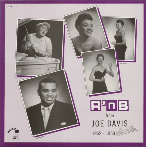 R'nB From Joe Davis 1952-1953 Vol. 1