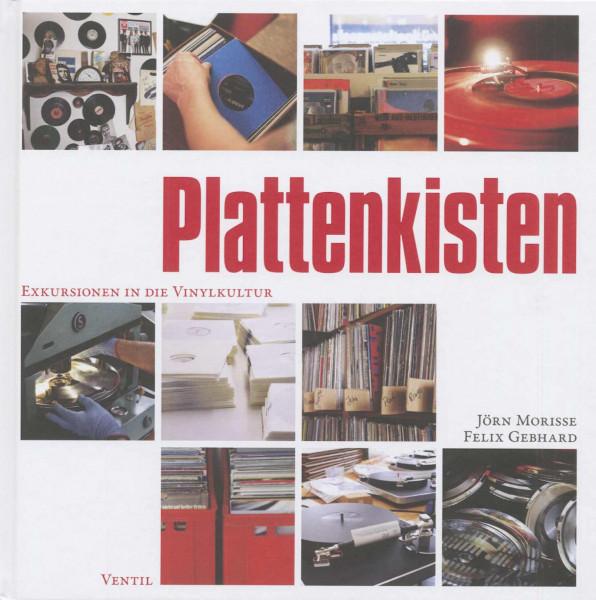 Plattenkisten - Exkursionen in die Vinylkultur