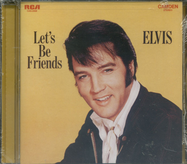 Let's Be Friends (CD)
