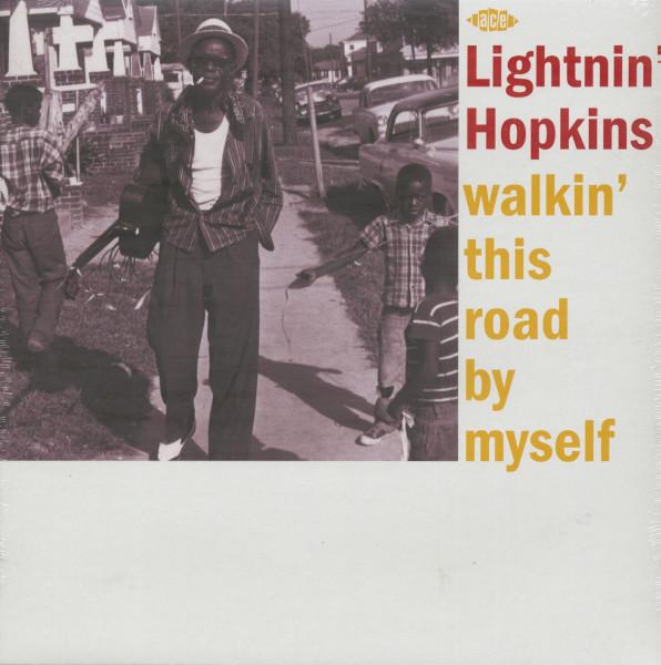 Walkin' This Road By Myself (LP)