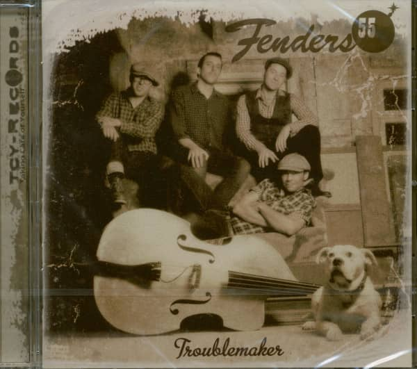 Troublemaker (CD)