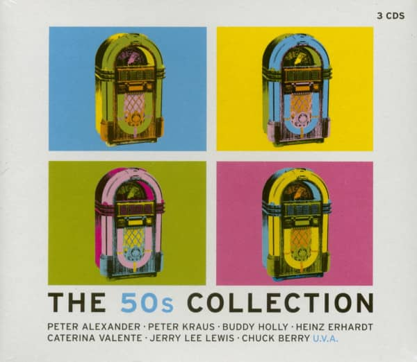 The 50s Collection (3-CD)