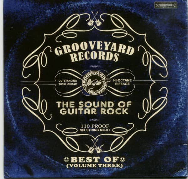 Grooveyard Records - Best Of Vol.3 (CD)