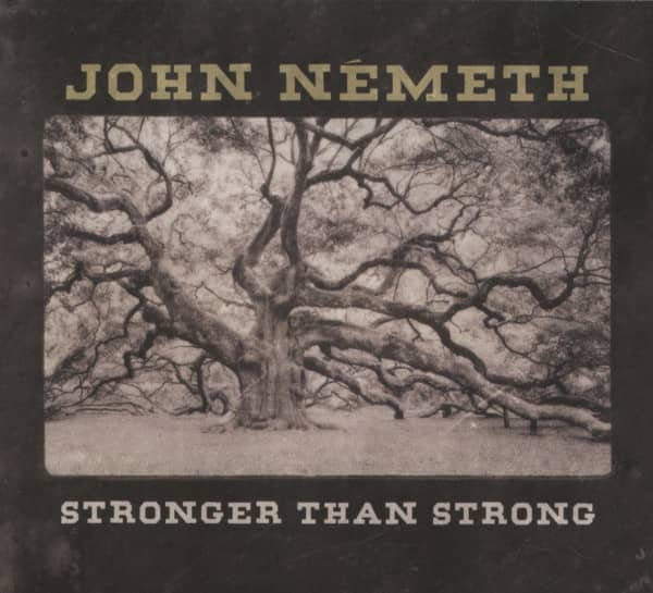 Stronger Than Strong (CD)