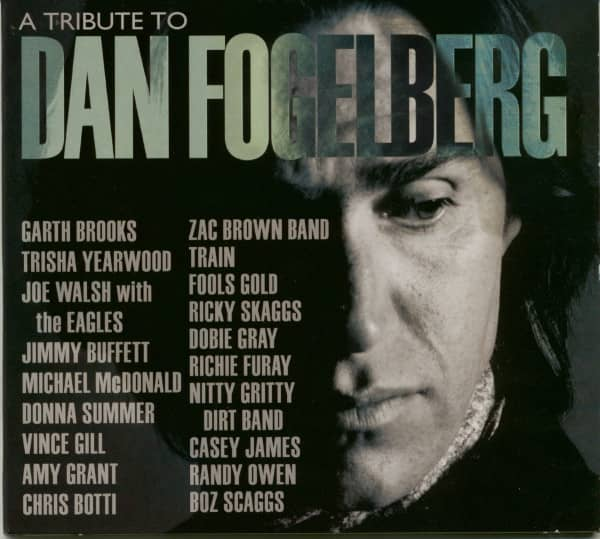 A Tribute To Dan Fogelberg (CD)