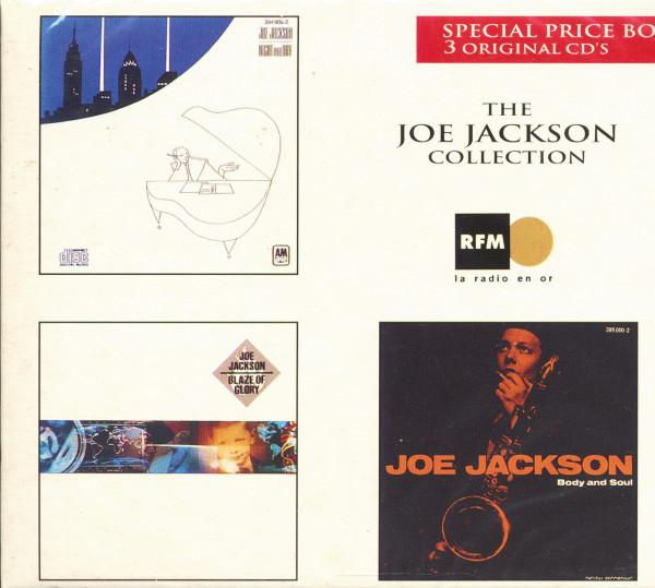 The Joe Jackson Collection (3-CD)