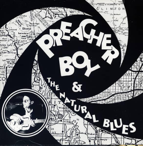 Preacher Boy & The Natural Blues (cut-out)