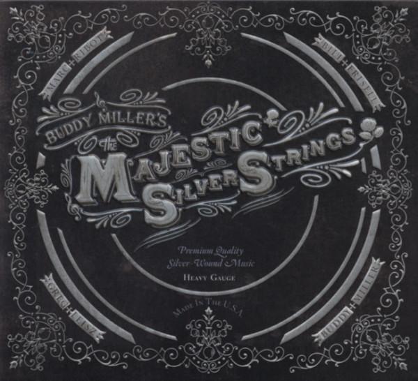 Majestic Silver Strings (CD&DVD Set)