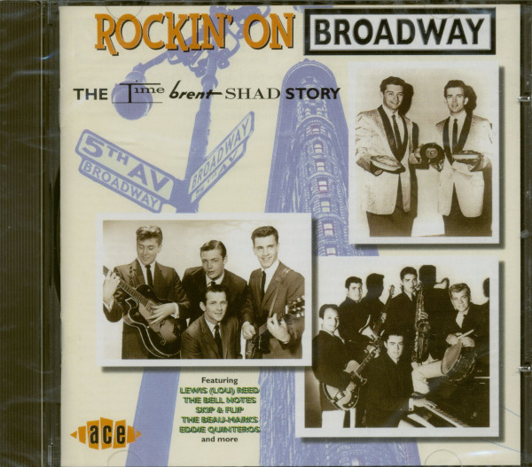 Rockin' On Broadway - Time, Brent, Shad Story