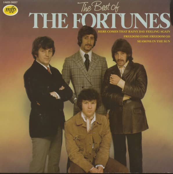 The Best Of The Fortunes (LP)