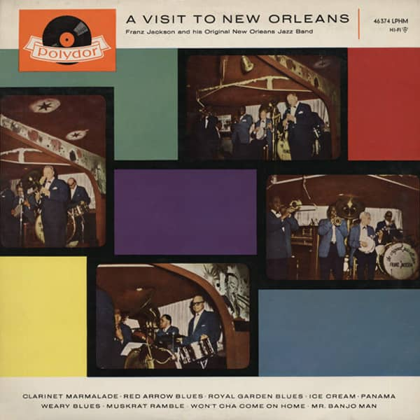 A Visit To New Orleans