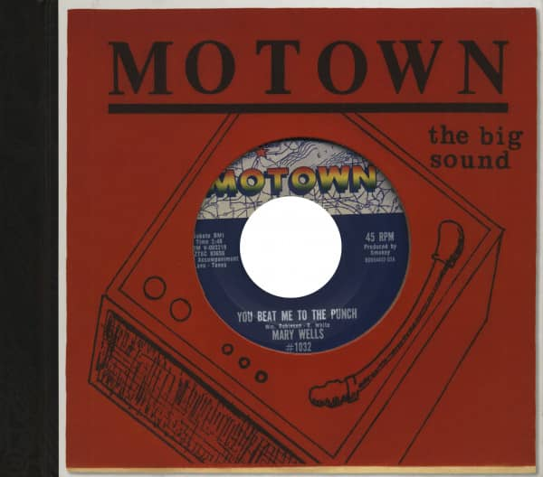 Complete Motown Singles Vol.2 1962 (4-CD with bonus 45RPM)