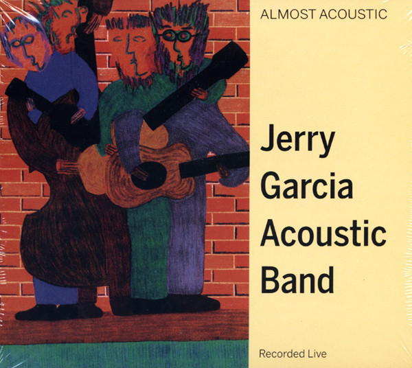 Almost Acoustic (1987) Recorded Live (HDCD)