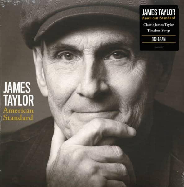 American Standard (LP, 180g Vinyl)