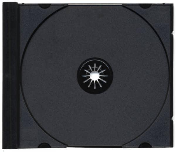 CD Tray (Innenteil) schwarz