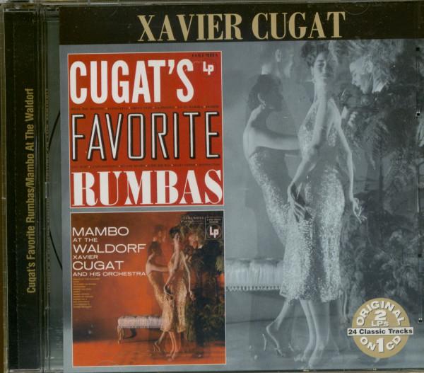 Favorite Rumbas - Mambo At The Waldorf (CD)