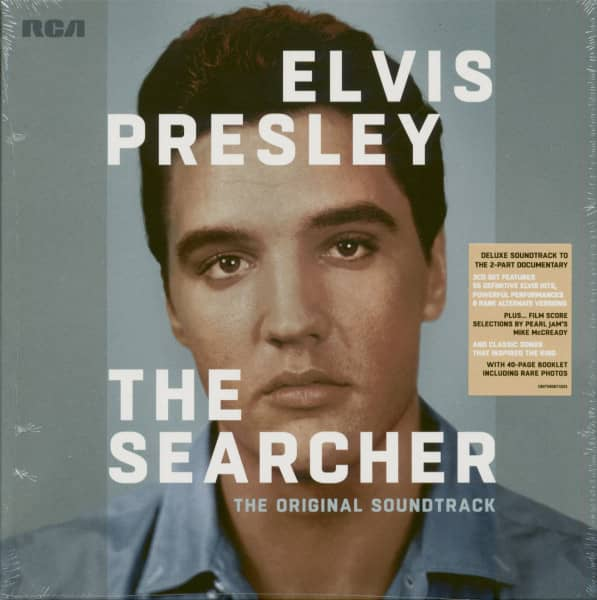 The Searcher - The Original Soundtrack (3-CD Deluxe Edition)