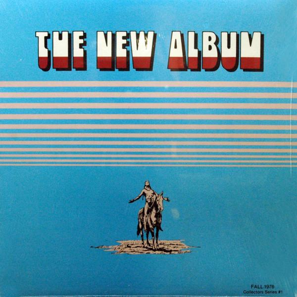 The New Album (Vinyl-LP)