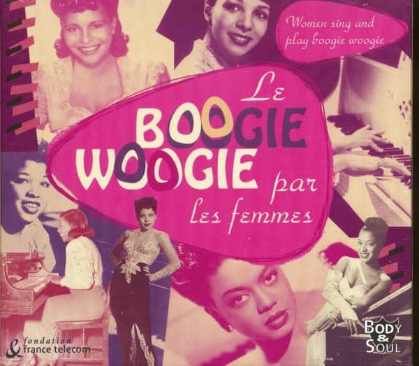 Boogie Woogie Par Les Femmes (2-CD Digipack)
