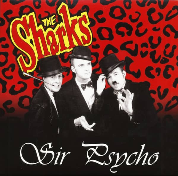 Sir Psycho (10inch EP, 45rpm, Yellow Vinyl, Ltd.)