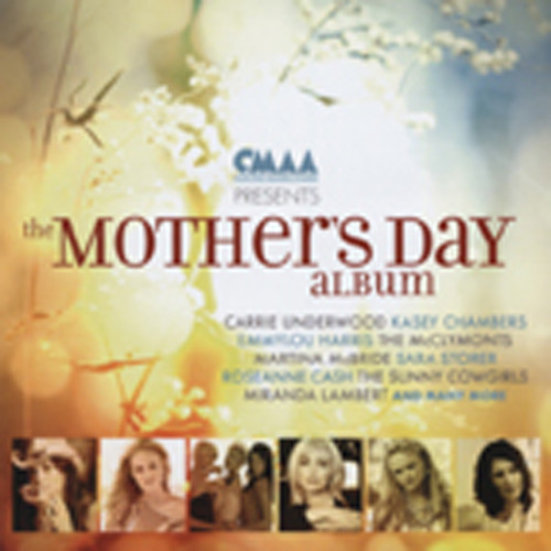 The Mother's Day Album - CMAA (2-CDs)