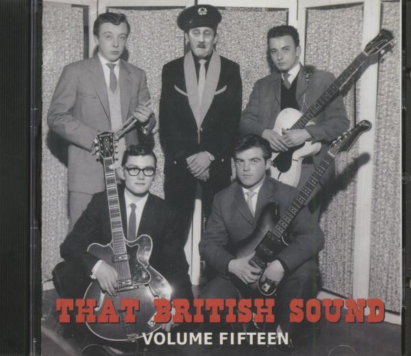 That British Sound Vol.15 (CD)