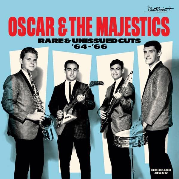 Rare & Unissued Cuts '64-'66 (LP, 10inch)