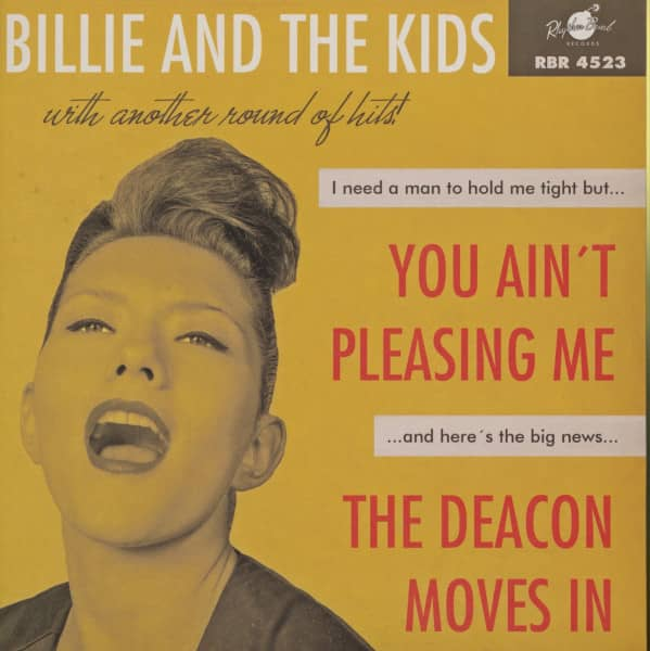 You Ain't Pleasing Me - The Deacon Moves In (45rpm, PS)