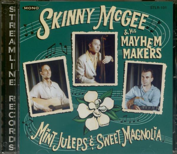 Mint Juleps & Sweet Magnolia (CD)