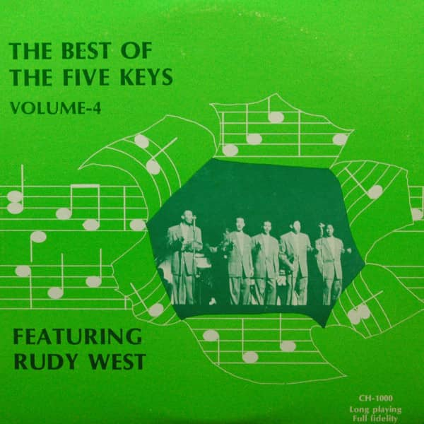 The Best Of The Five Keys Vol.4
