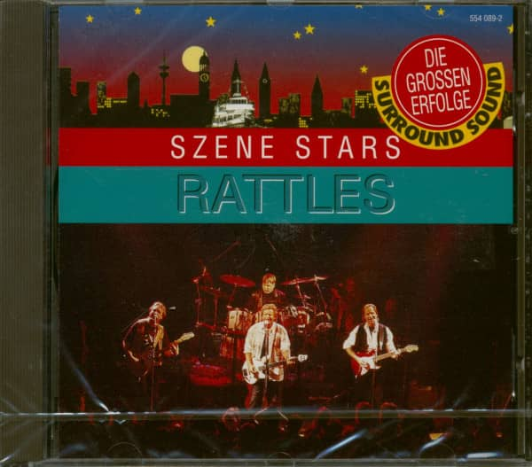 Rattles Live - Szene Stars (CD)