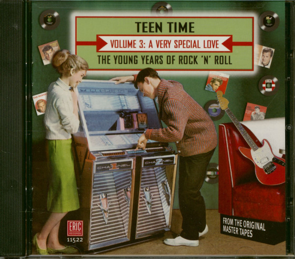 Teen Time Vol.3 - The Young Years Of Rock & Roll (CD)