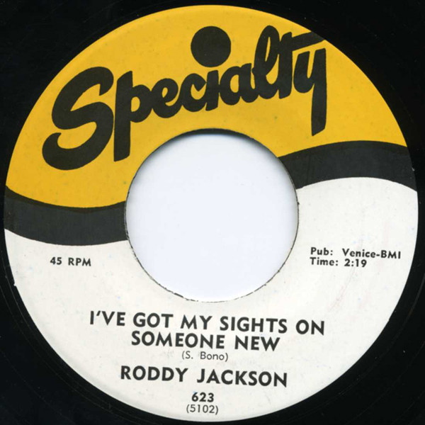 Love At First Sight - I've Got My Sights On Someone New (7inch, 45rpm)