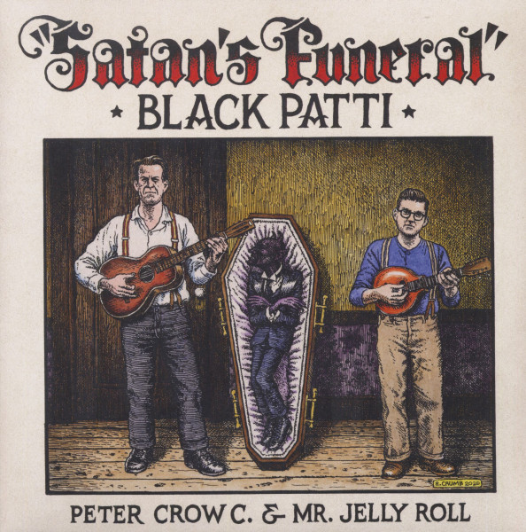 Satan's Funeral (LP, 180g Vinyl)