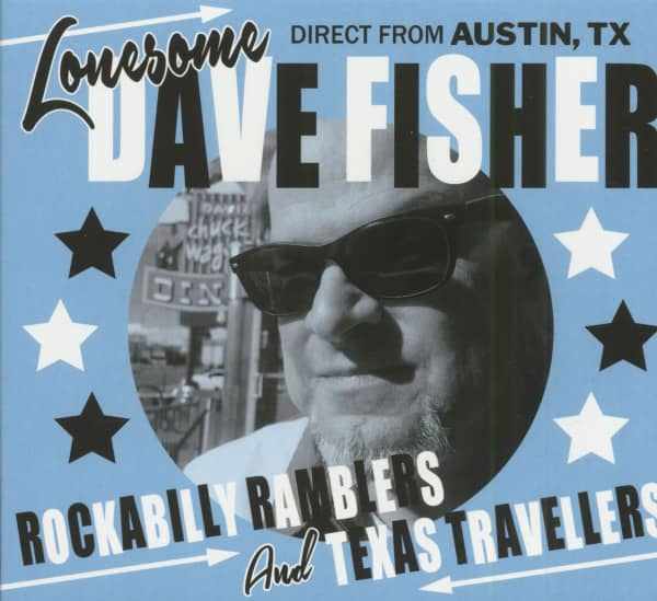 Rockabilly Ramblers and Texas Travellers (CD)