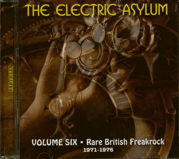 The Electric Asylum Vol.6 (CD)