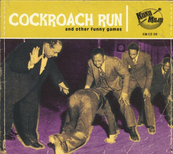 Cockroach Run (CD)