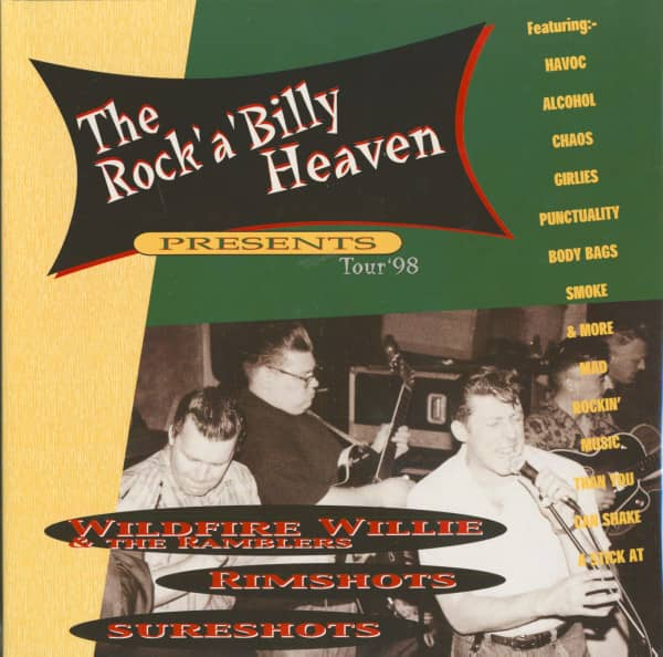 Rockabilly Heaven Tour '98