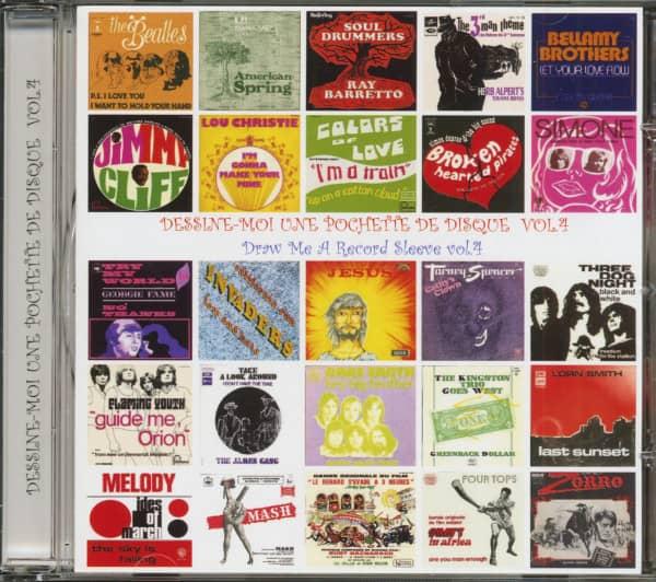Dessine-Moi Une Pochette De Disque Vol.4 (CD)