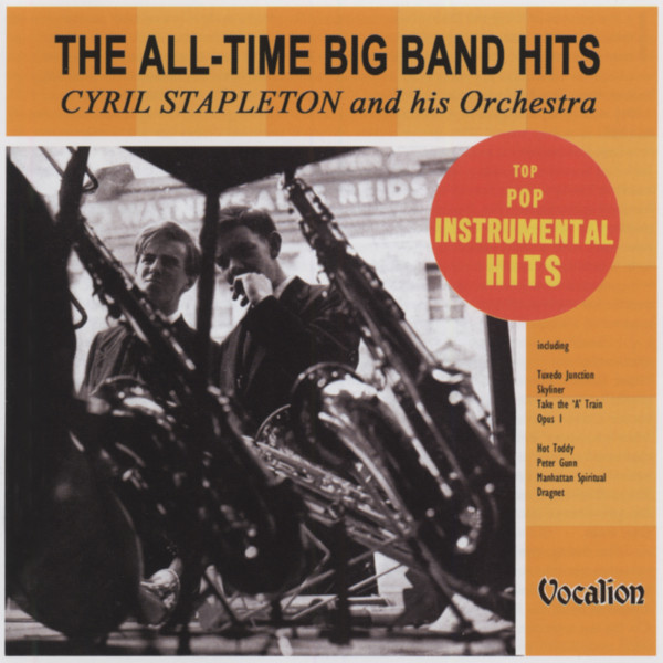 All-Time Big Band Hits & Top Pop Instr. Hits