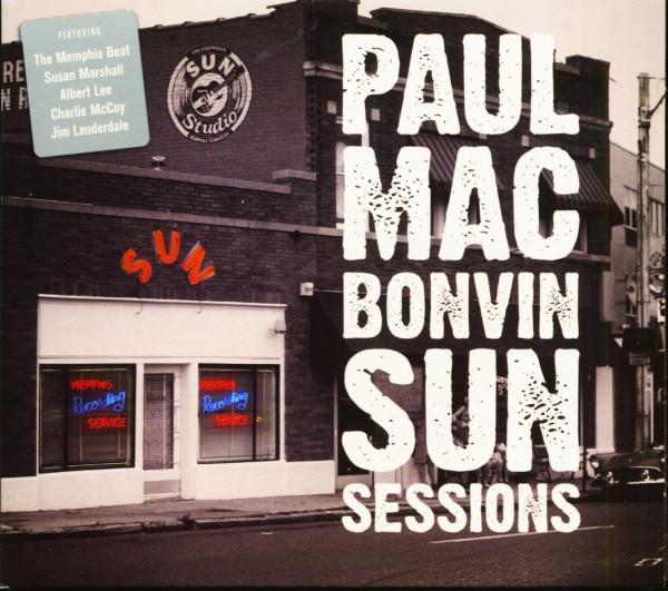 Sun Sessions (CD)